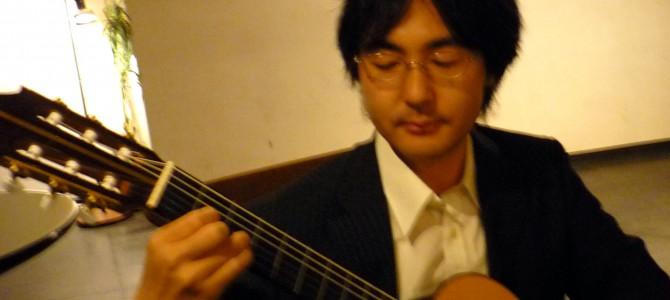 「ギターを弾く」ことと「音楽を表現する」こと