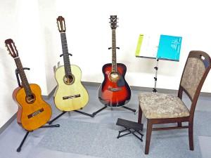 アコースティックギター 教室