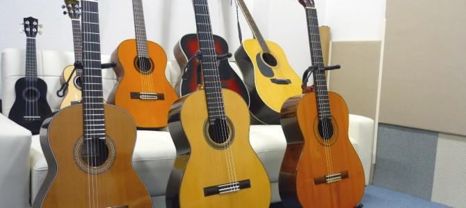 10月の教室イベント:ギター&ウクレレ ミニコンサート&体験講座開催のお知らせ