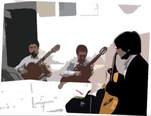 ギター合奏